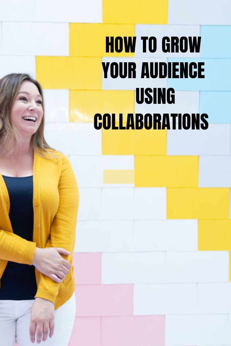 Grow your audience using collaborations